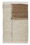 Sera Helsinki E-1027_brown_knotted carpet