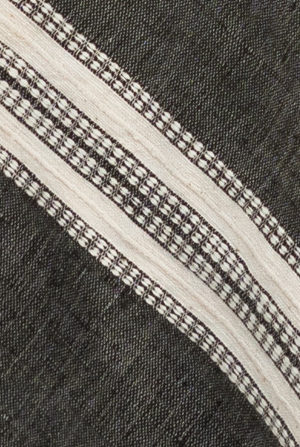 Gray with white pattern