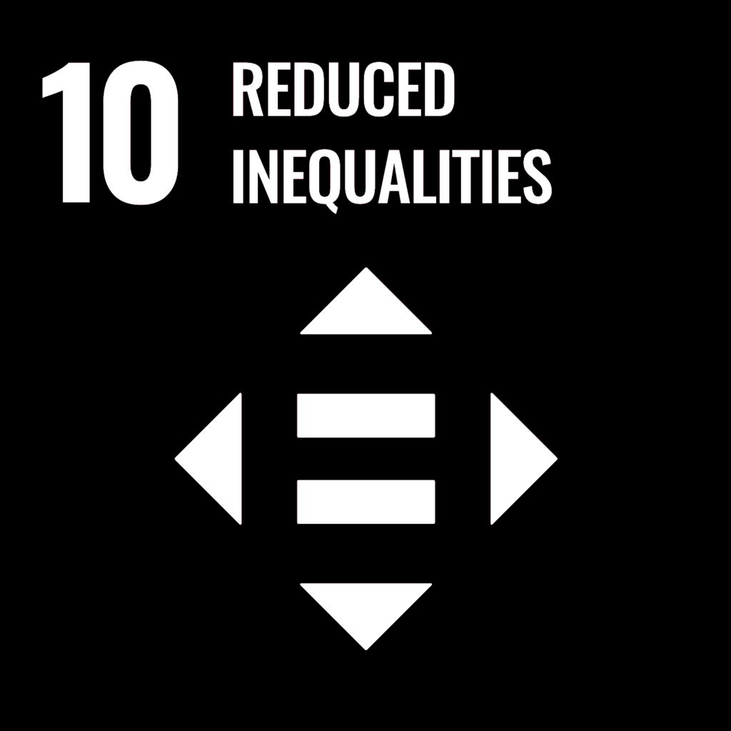 SERA HELSINKI Goals - Reduced Inequalities