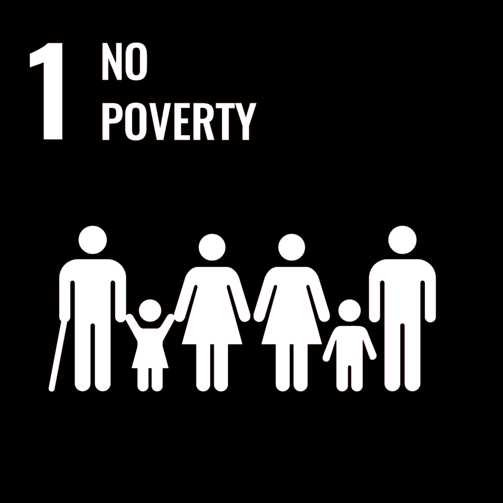 SERA HELSINKI Sustainable development goals - No Poverty