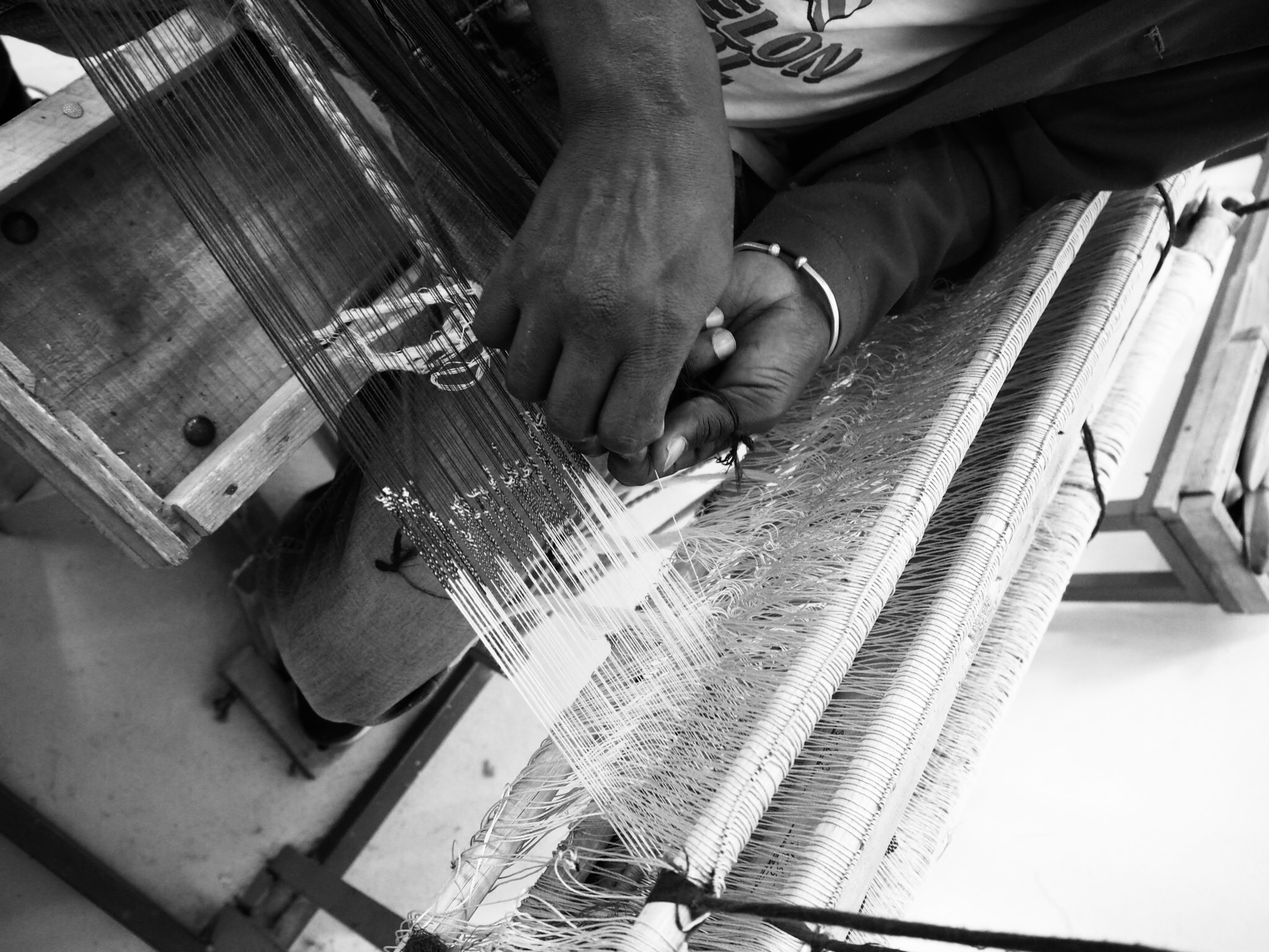 Sera Helsinki Artisan Dyeing Thread Used in Towel Making