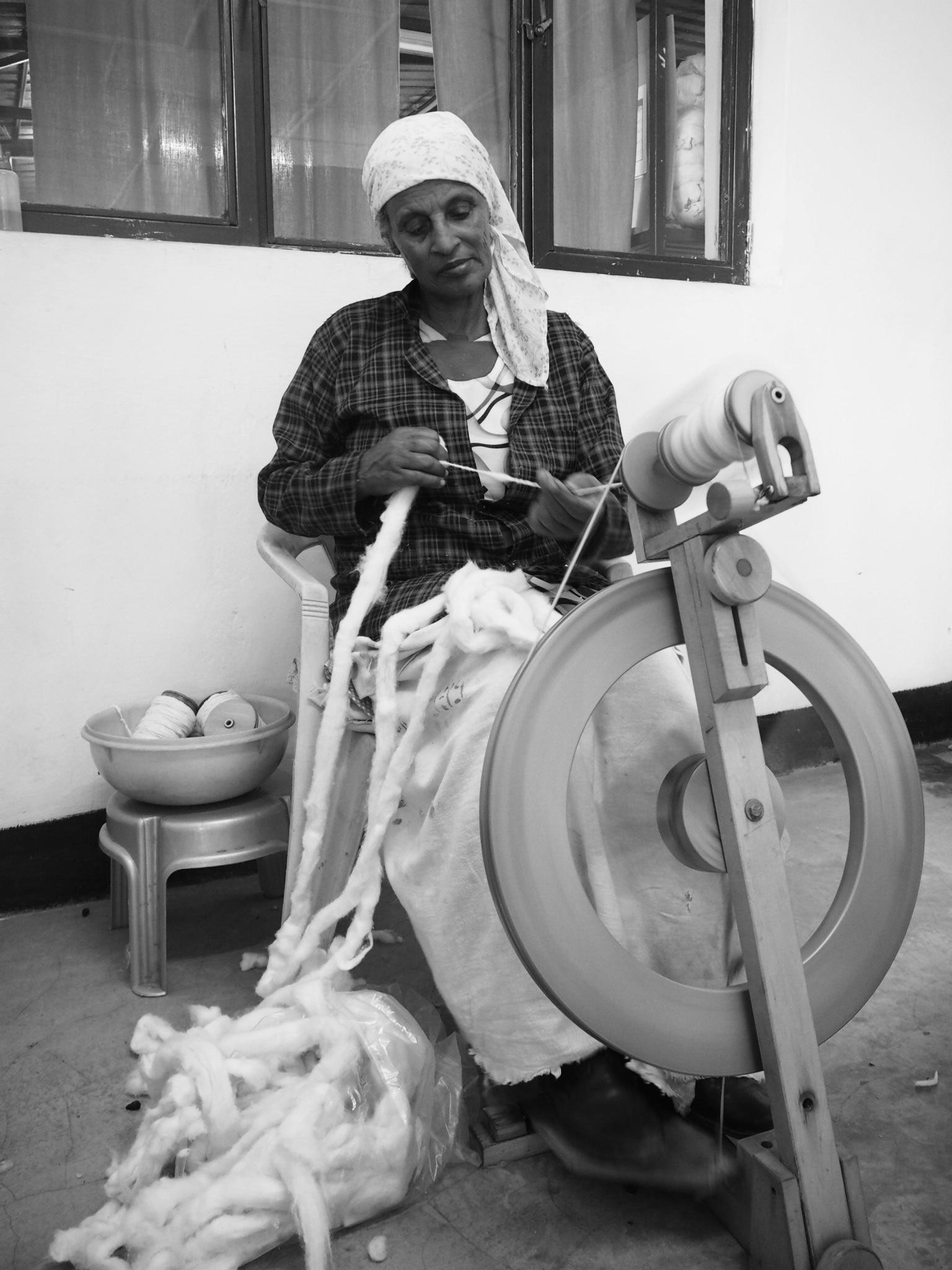 Sera Helsinki Artisan Towel Making