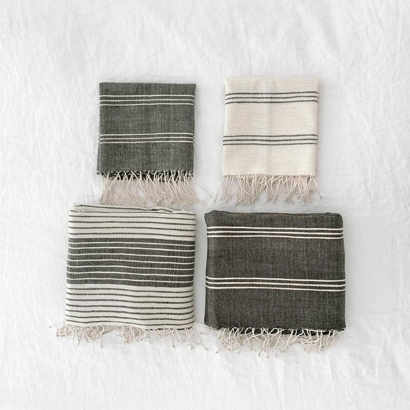 Sera Helsinki Towels Folded
